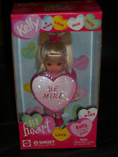 2002 Kelly Club My Lil Heart Valentine'S Day Be Mine Kelly Doll ! Barbie