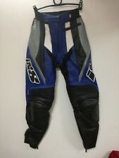 IXS motorcycle fasion leather trousers size M
