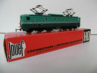 JOUEF  HO 12V   LOCO ÉLECTRIQUE CC 7107    FONCTIONNE  AV/AR/ÉCLAIRAGE   1971/72