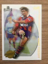 2001 NRL SELECT IMPACT ACCOLADES A5 ANDREW JOHNS NEWCASTLE KNIGHTS ACCOLADE