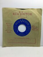 DESI ARNAZ AND HIS ORCHESTRA - BABALU - RCA Victor 45 RPM VG+
