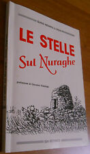 SARDEGNA POESIE  NEGRIOLLI GIUA LE STELLE SUL NURAGHE - GIA EDITRICE 1994   6/17