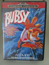 Bubsy (Sega Mega Drive) PAL OVP/Modul/Anleitung#Y