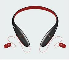 oEM LG Tone INFINIM HBS-900 Bluetooth Wireless Stereo Headset HBS900 Black / Red