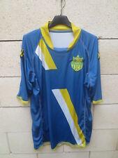 Maillot F.C NANTES 2010 bleu extérieur sans sponsor KAPPA shirt collection XXL