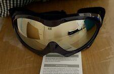 BNIP Mountain Warehouse Snow Women's Purple frame Skiing Snowboarding Goggles