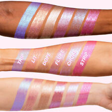 Lime Crime New Diamond Crushers Lipstick Lip Topper Holographic FULL SET NIB