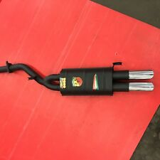 BMW 1600-1800-2000 TOURING, original two part Abarth exhaust system(NOS)
