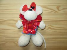 Peluche DIDDL DIDDLINA SWEET A CAPUCHE ROUGE  32 CM TBE