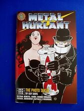 Metal Hurlant 9 : Sci Fi  & fantasy stories. 64-page comic. VFN