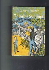 Thimble Summer by Elizabeth Enright - 1958 edition