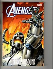 Avengers Ultron Unbound Marvel Comics Graphic Novel TPB Comic Book J285