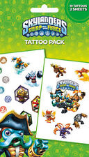 Official Skylanders Swap-Force Tattoo Pack - Party Bag Gift