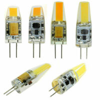 G4 LED Light AC/DC 12V 3W 6W 10 20 30pcs COB ULTRA BRIGHT Lamp Bulb Dimmable