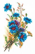 """Counted Cross Stitch Kit WONDERFUL NEEDLE - """"Cornflowers"""""""