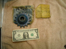Nos Ford / New Holland 149210 chain idler sprocket for 250 series hay baler