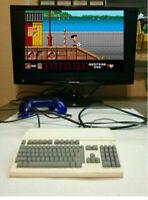 Amiga 500 like Raspberry pi 3/4 retopie amibian 3D printed case enclosure