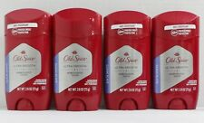 4 x 2.6 oz Old Spice Ultra Smooth Clean Slate Anti Perspirant Deodorant