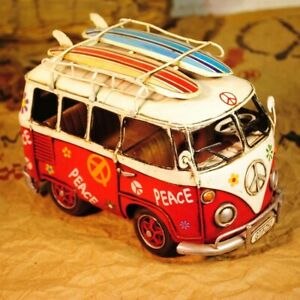 VW Collection - Decorative Samba Bus T1 Camper Van Nostalgic Home Decoration Art