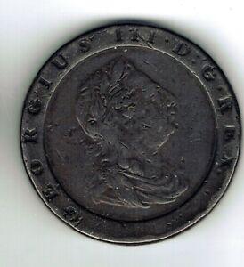 1797 cartwheel twopence coin