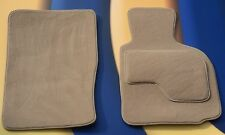 BMW Z4 E85 / E86 QUALITY BEIGE CARPET CAR FLOOR MATS WITH 4 x PADS B