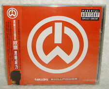 will.i.am #willpower -Deluxe Edition- Taiwan CD w/OBI