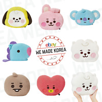 BT21 Baby Boucle Face Cushion Soft Pillow 7types Official K-POP Authentic Goods