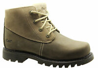 Caterpillar CAT Pouty 5 Inch Womens Boots Brown Leather Lace Up P305754 D124