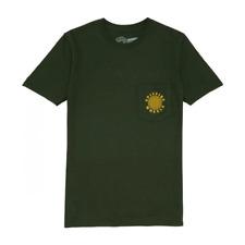 Genuine Spitfire Wheels OG Classic Pocket T-Shirt - Forrest Green