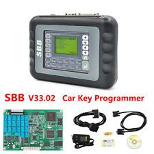 SBB Car Key Programmer Transponder Immobilizer Newest V33.02 OBDII 2 Diagnostic