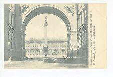 Winter Palace ST PETERSBURG Antique Санкт-Петербу́рг Russia Россия Открытка~1910
