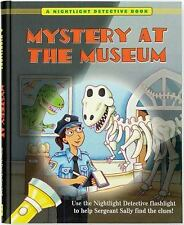 Mystery at the Museum (A Nightlight Detective Book), Karen Kaufman Orloff, Good