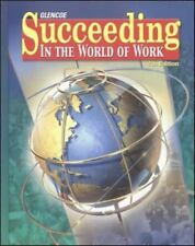 Succeeding in the World of Work, Student Edition, 7  McGraw-Hill, ex-school book