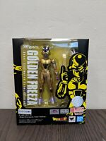 TAMASHII NATIONS S.H. FIGUARTS DRAGON BALL Z GOLDEN FRIEZA SDCC 2019 EXCLUSIVE