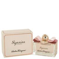 Signorina Perfume by Salvatore Ferragamo, 3.4 oz Eau De Parfum Spray