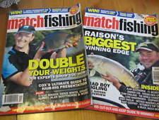 Match Fishing Sports Magazines
