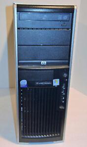 HP XW4600 Workstation (Intel Core 2 Quad 2.50GHz 1GB NO HDD) RB486UT#ABA