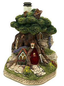 David Winter Cottages The Mouse House The Winter Chronicles No COA/Box Perfect