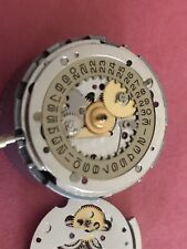 Rolex Used Movement, Men's Datejust Quickset, Works Perfect.