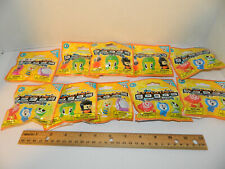 Gogo's Crazy Bones 10 Packs 30 Figures SERIES 2 evolution yellow PACKAGE game