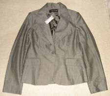 BNWT WAREHOUSE GREY SUIT JACKET & MATCHING TROUSERS SIZE 14