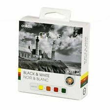 Cokin H400-03 Black and White Kit Incl. 4 Filters