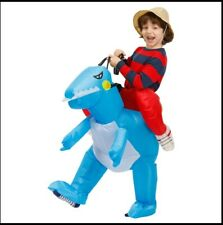 Kids Inflatable Dinosaur Costume Party Cosplay Costumes Animal Child Costume