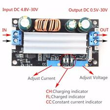 Solar Charging Adjustable Step-up and Down Power Supply Module Voltage Regulator