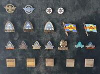 HANOMAG HENSCHEL RHEINSTAHL THYSSEN Abzeichen stick pin badge/s AUSSUCHEN