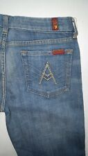 7 For All Mankind Jeans A Pocket Size 30 × 32