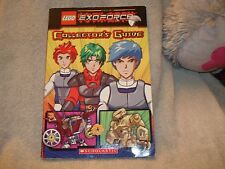 LEGO EXO-FORCE COLLECTOR'S GUIDE by Allison Laddieur Trade PB 2007