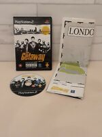 The Getaway - Sony PS2 Game - With MANUAL & MAP - VGC