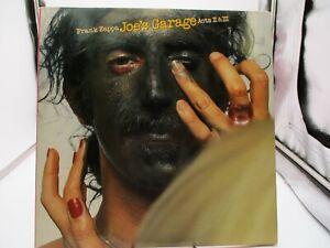 Frank Zappa-Joe's Garage Acts II&III 2X LP SRZ-2-1502 NM Ultrasonically Clean