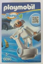 Playmobil Super 4 Dr X #6690 New in Box 2014